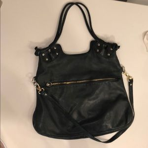 Black bag perfect for day or night